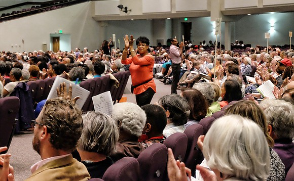 A coalition of 20 Richmond area Christian and Jewish congregations that focuses on social justice has been awarded a $144,000 ...