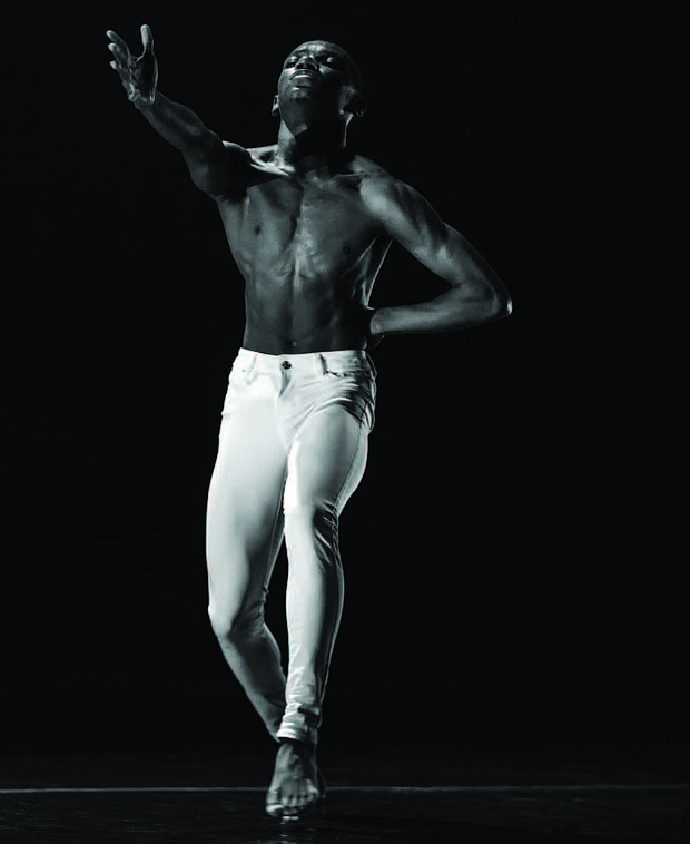 Chatham native, Amari Frazier (pictured) is a senior at The Chicago Academy for the Arts and recently learned that he was accepted to attend The Juilliard School in New York City to continue his life-long dance training. Photo Credit: Thomas Mohr Photography