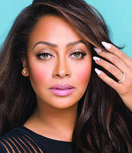 ABFF Ventures recently announced actress, producer, author and entrepreneur La La Anthony (pictured) will serve as the 2019 American Black Film Festival's Ambassador.