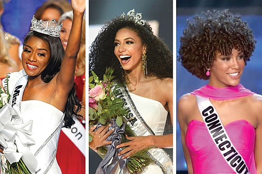 According to the New York Times, despite a long history of segregation and racism, America's top pageants..