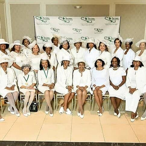 The Bergen County Chapter of The Links, Inc. celebrates 45 years of service to the Bergen County community with its ...
