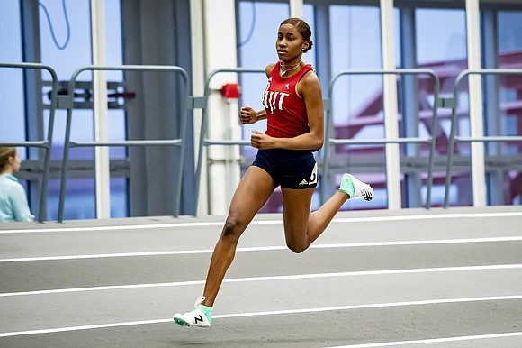 Academics and planning for the future are crucial to track and field athlete Sydne Nance. When the New Jersey native ...