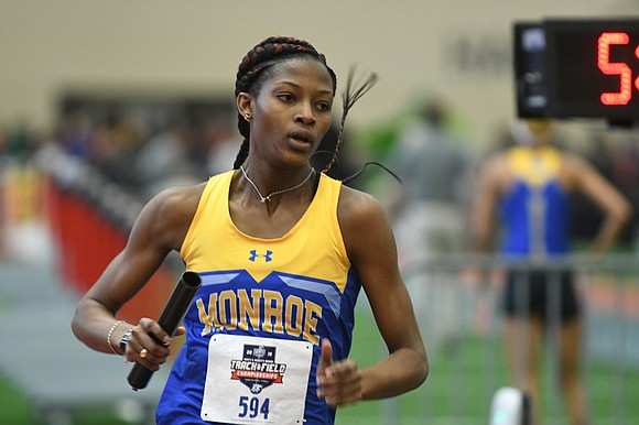 The women's track and field team at Monroe College has an incredible amount of talent. Several athletes have qualified for ...