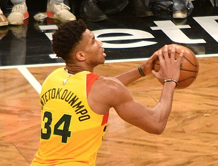 On June 24 in Los Angeles, when the NBA holds its 3rd annual awards show, the Milwaukee Bucks' Giannis Antetokounmpo ...