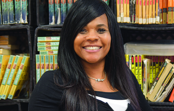 Dione Wilson has been selected as the new Principal of Park Elementary School, effective July 1. She will replace retiring ...