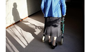The news an elderly relative has broken a hip tends to sound alarm bells, perhaps more than breaking another bone would. That's because a hip fracture dramatically increases an older person's risk of death.