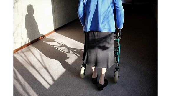 The news an elderly relative has broken a hip tends to sound alarm bells, perhaps more than breaking another bone ...