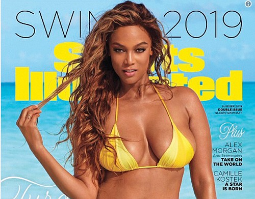 It's hard to believe that Tyra Banks is 45!