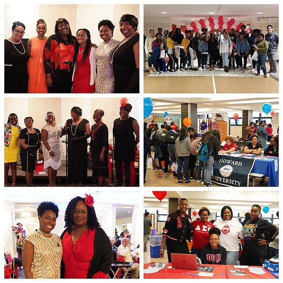 Delta Sigma Theta, Inc. Bronx Alumnae Chapter recently gave local students a leg up for their college aspirations with two ...