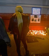 Candlelight vigil held for victims of Harlem fire