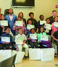 Mentoring Youth Through Technology recently received a $25,000 grant from the Comcast Foundation to support technology training in Matteson and Richton Park. Photo Credit: Comcast