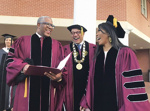 A billionaire technology investor stunned the entire graduating class at Morehouse College when he announced at their commencement Sunday that ...