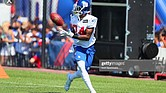 "Richmond native and former New York Giants wide receiver Kevin Snead is ready to compete for the title of fastest NFL player in the annual ""40 Yards of Gold"" tournament."