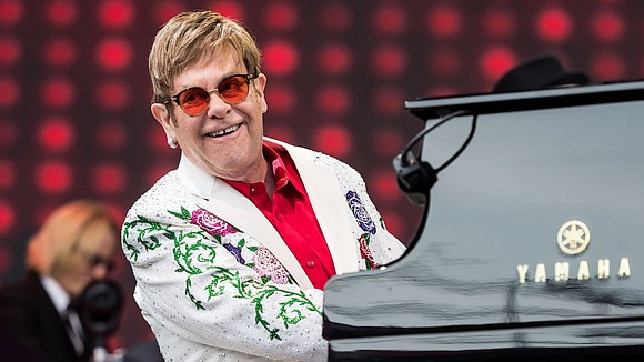 """Elton John isn't shying away from his wild days. In fact, he said he pushed producers of """"Rocketman"""" for an ..."""
