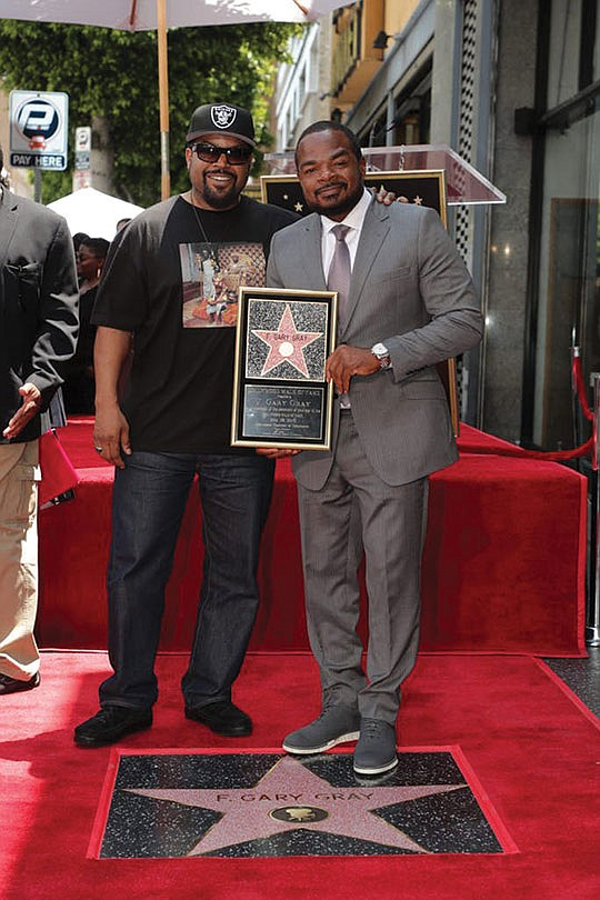 African American film director received a star on the Hollywood Walk of Fame, just 17 days before his latest...