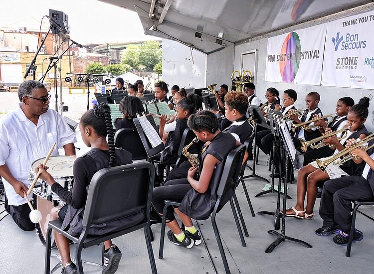 RVA East End Festival June 8, 9 at Chimborazo Park