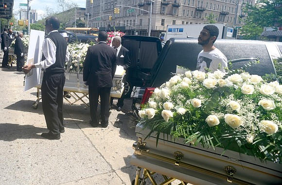 Family members and the community recently came together to lay to rest five of the victims of a fatal fire ...