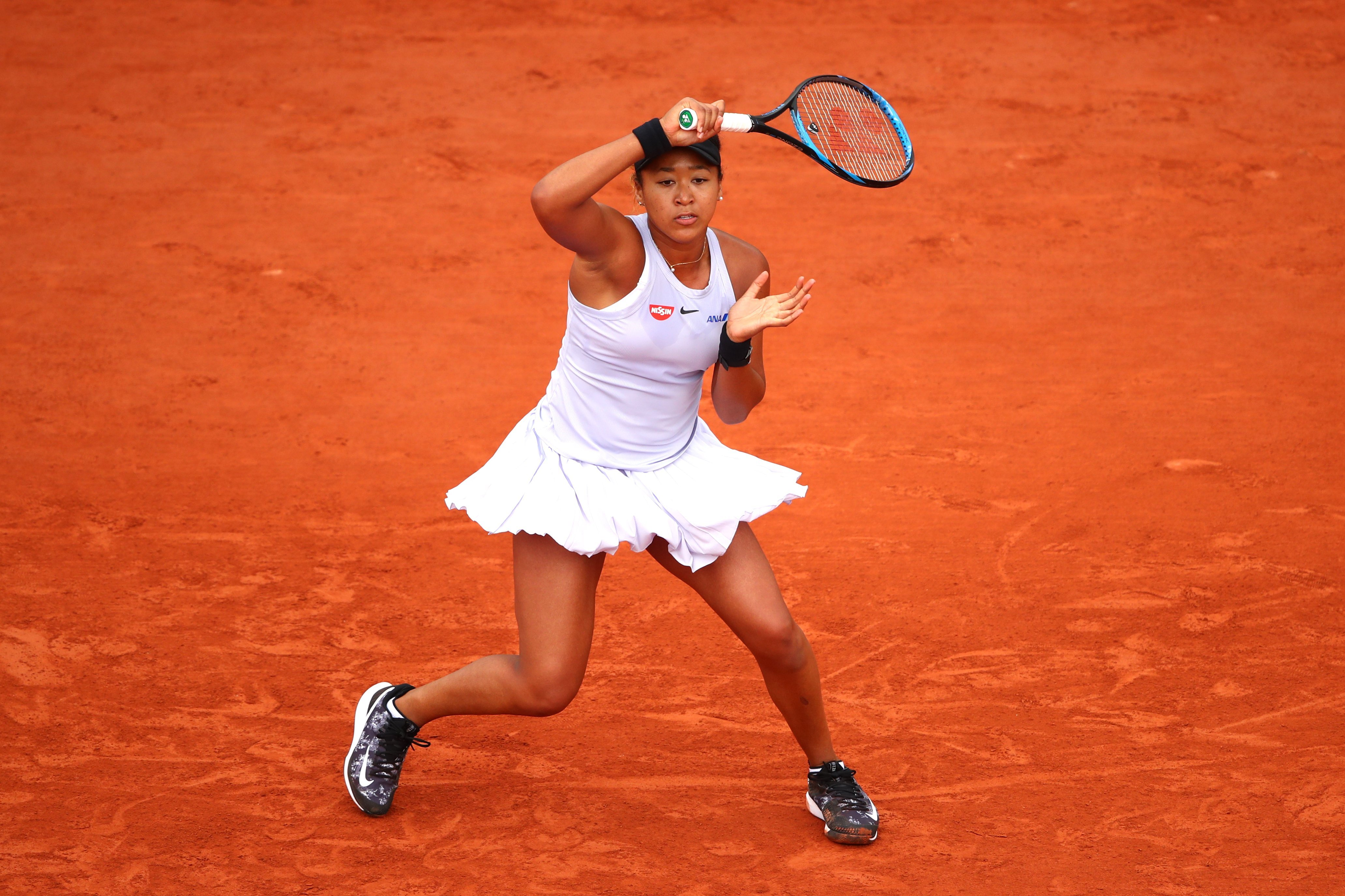 Naomi Osaka rallies again at French Open, this time ...