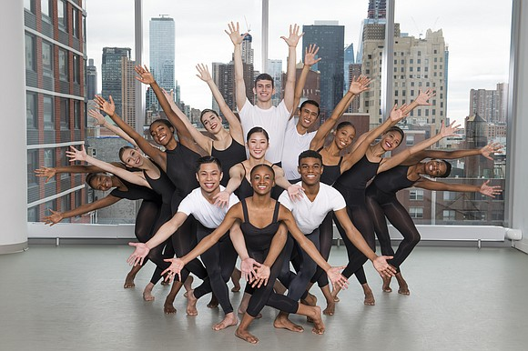 On Thursday, June 13, the centerpiece of Alvin Ailey American Dance Theater's Lincoln Center engagement will be The Ailey Spirit ...