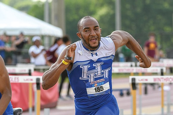 Hampton University's Jaelen Williams is heading to the NCAA Outdoor Track and Field Championships in Austin, Texas, following a stellar ...