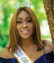Miss Black Oregon U.S. Ambassador 2019 Arya Morman and other special guests will attend the second annual Miss Juneteenth Oregon Pageant, this Saturday, June 8 at 4:30 p.m. at Self-Enhancement, Inc.
