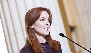 Marcia Cross wants to end the shame surrounding anal cancer.