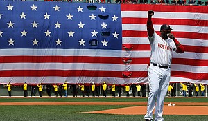 Given his stats, it's no surprise Ortiz is a legend among legends in Boston and the region. But his connection to the city runs deeper than dingers and rings.