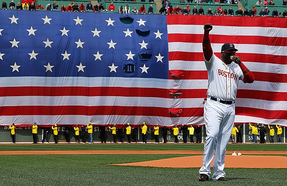 When it comes to baseball, you can't get much bigger than Big Papi.