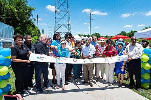 On Saturday, Houston Parks Board, Houston Parks and Recreation Department, and CenterPoint Energy celebrated the newest segment of Sims Bayou ...