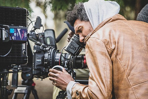 Black and women filmmakers, who are sorely underrepresented nationwide in the television and movie industries, were the focus of a ...
