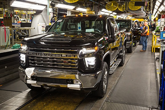 General Motors Co. (NYSE: GM) today announced the second major expansion of its full-size pickup production capacity this year: a ...