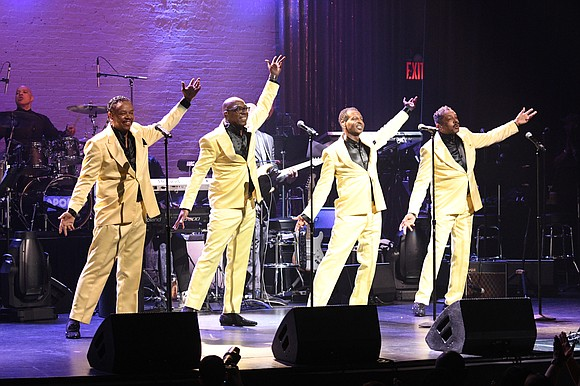 A host of celebrities and entertainers attended the Apollo Theater's 14th Annual Spring Gala Monday night.