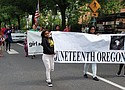 A Portland tradition started 45 years ago by the late and beloved community leader Clara Peoples, the annual Juneteeth Oregon Celebration, will once again start with a parade along Northeast Martin Luther King Jr. Boulevard and Russell Street and conclude with a daylong celebration at the Legacy Emanuel Hospital Field.  This year's annual event is coming Saturday, June 15.