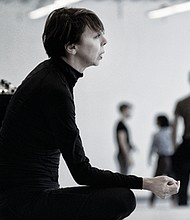 NW Dance Project Founding Artistic Director Sarah Slipper.