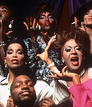 """Paris is Burning"""
