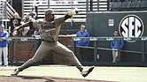 Kumar Rocker is the talk of college baseball as the NCAA World Series is set to begin in Omaha, Neb.