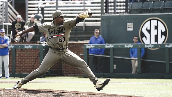 Kumar Rocker is the talk of college baseball as the NCAA World Series is set to begin in Omaha, Neb. ...