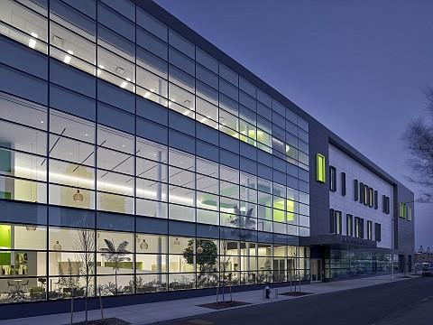 New York Proton Therapy Center exterior