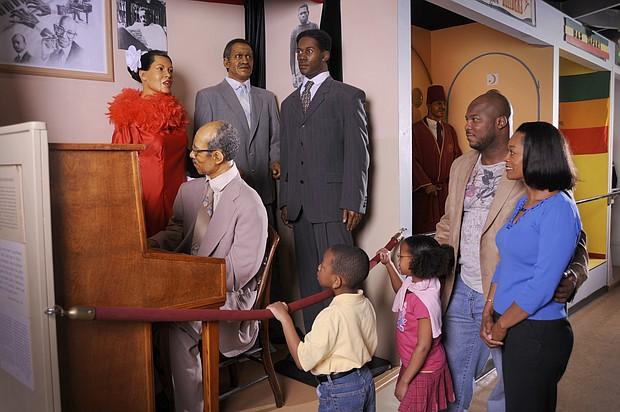 National Great Blacks in Wax Museum
