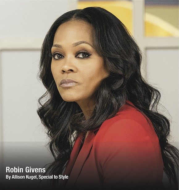 Actress Robin Givens has played many roles in her life; retiring wallflower not being among them. She burst onto the ...