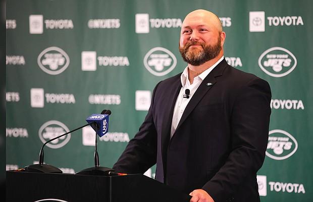 New York Jets General Manager Joe Douglas