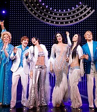 The cast of 'The Cher Show""