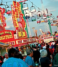 The Midway at State Fair Meadowlands