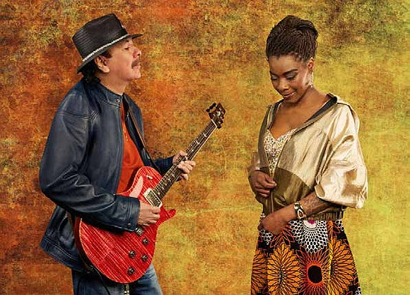 Music legend Carlos Santana's new album Africa Speaks, out now via Concord Records, has debuted at #3 on the Billboard ...