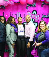 The Village of Matteson recently celebrated the grand opening of Totally Posh, a party venue and day spa designed specifically for young girls. Photo Credit: The Village of Matteson