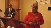 Deborah Upshaw, President of National Hook-up of Black Women