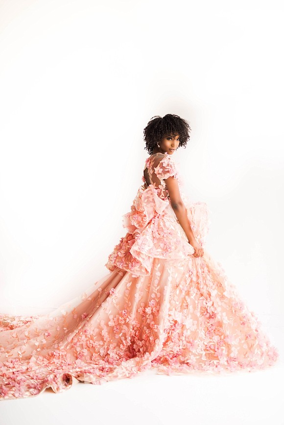 Local fashion designer, Chasity Sereal is releasing her anticipated bridal collection for the non-traditional bride at her first ever, solo ...