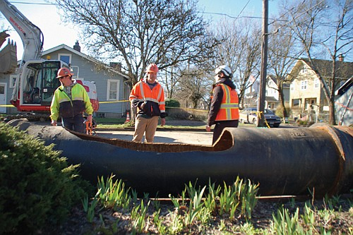 The Portland City Council voted last week to help neighbors with legitimate claims related to a major water main break ...