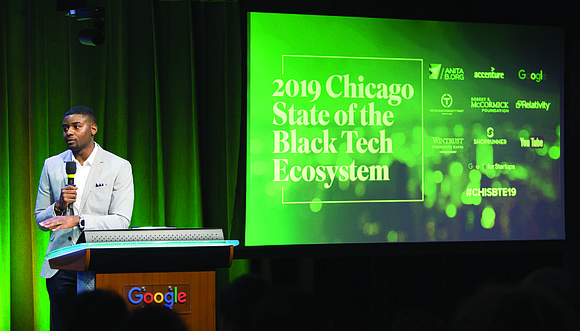 A Chicago-based think tank, Black Tech Mecca, recently hosted it's 2019 State of the Black Tech Ecosystem conference where technology ...