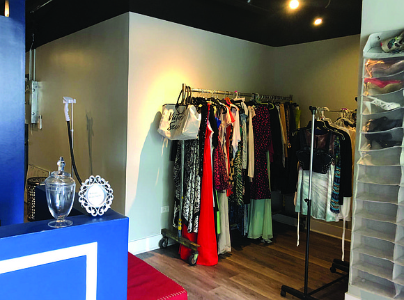 After quietly opening just a few months ago, the Gorgeous Things Giving Store, a boutique that offers all of their ...